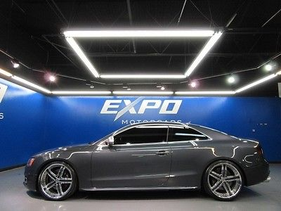 Audi : S5 Coupe Audi S5 Coupe 20inch Wheels Tiptronic Navigation Cam Xenon Park Sensors iPod