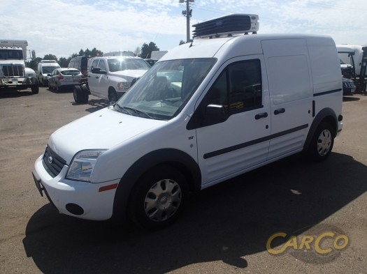 2011 Ford Transit Connect Xlt Reefer Van