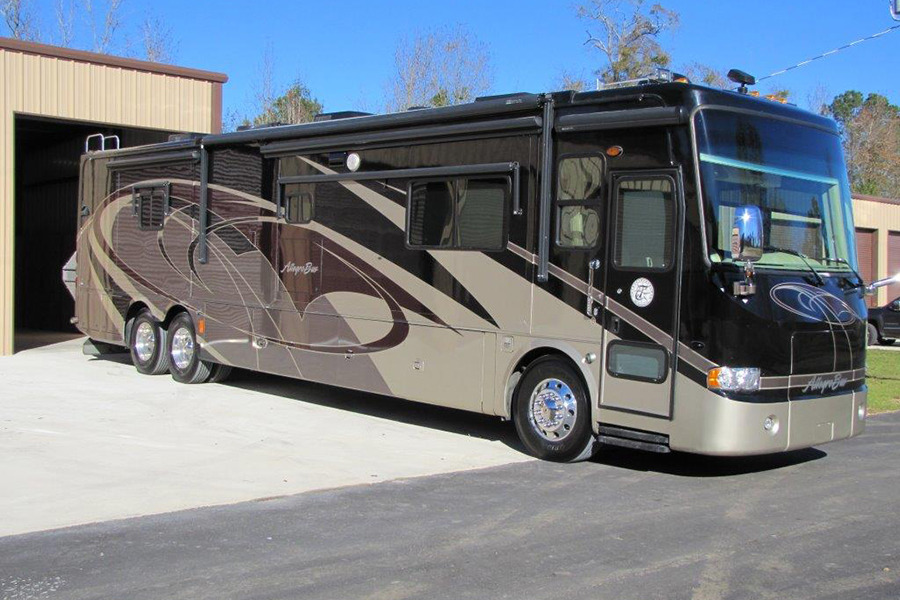 2008 Tiffin Motorhomes Allegro Bus 42QDP