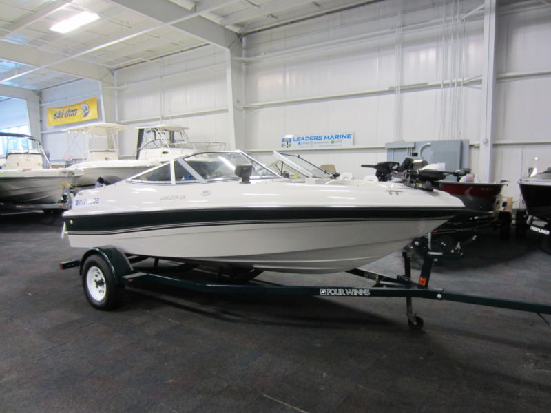 four winns 160 boats for sale rh smartmarineguide com Motorguide Trolling Motor Wiring Diagram 12 24 Trolling Motor Wiring Diagram