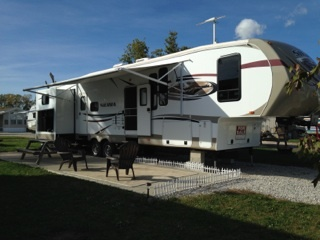 2015 Forest River R-Pod T182G