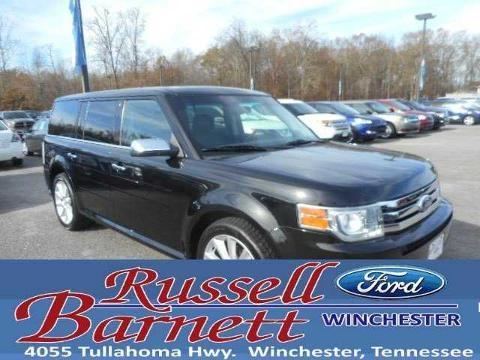 2012 FORD FLEX 4 DOOR SUV