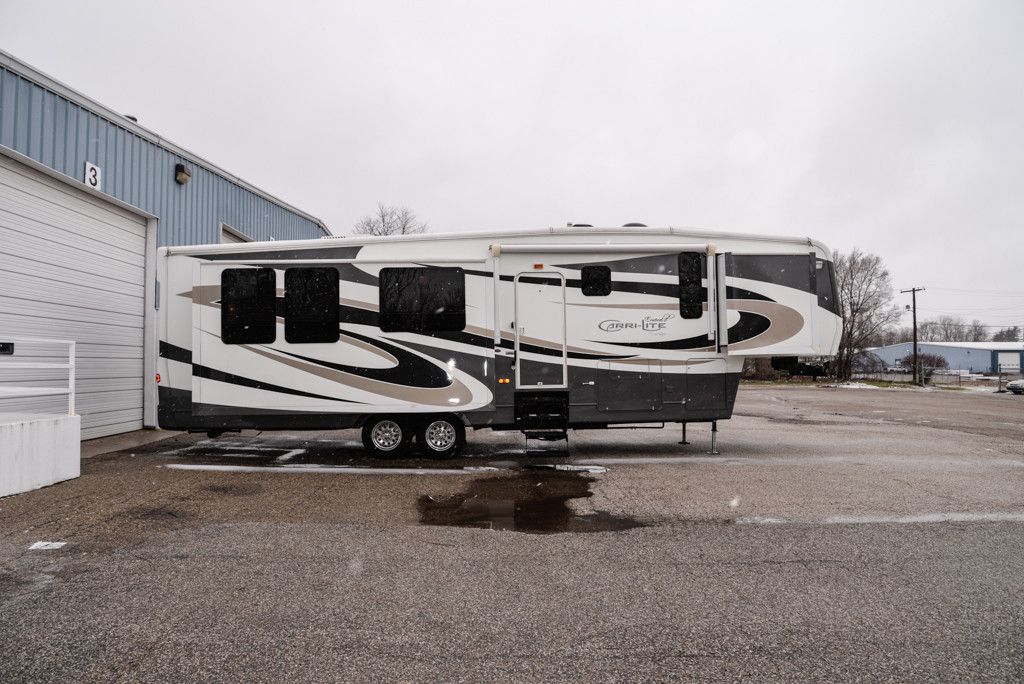 2008 Carriage CARRI-LITE M-35SQB