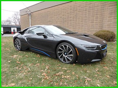BMW : i8 Base Coupe 2-Door 2015 used turbo 1.5 l i 3 12 v automatic all wheel drive coupe premium