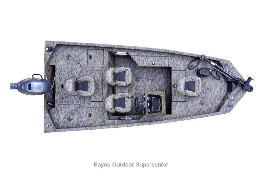 2016 Xpress XP 160 (Gulfsand-Tan w/Yamaha F50LB)