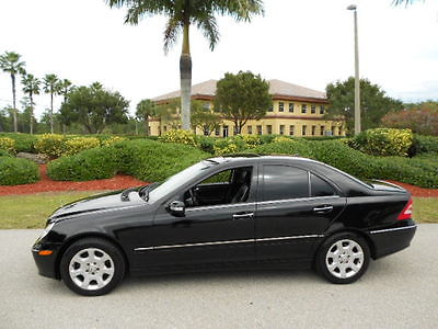 Mercedes-Benz : C-Class FLORIDA RUST FREE AND CLEAN BEAUTIFUL FLORIDA 2006 MERCEDES C280 4-MATIC AWD RUST FREE AND CLEAN! 07 08 09