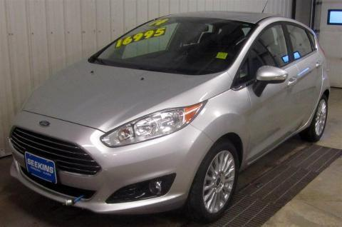 2014 FORD FIESTA 4 DOOR HATCHBACK