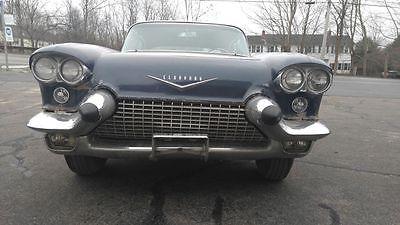 Cadillac : Eldorado BROUGHAM 1958 cadillac eldorado brougham unrestored