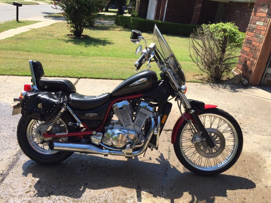 suzuki intruder 800 motorcycles for sale in oklahoma. Black Bedroom Furniture Sets. Home Design Ideas