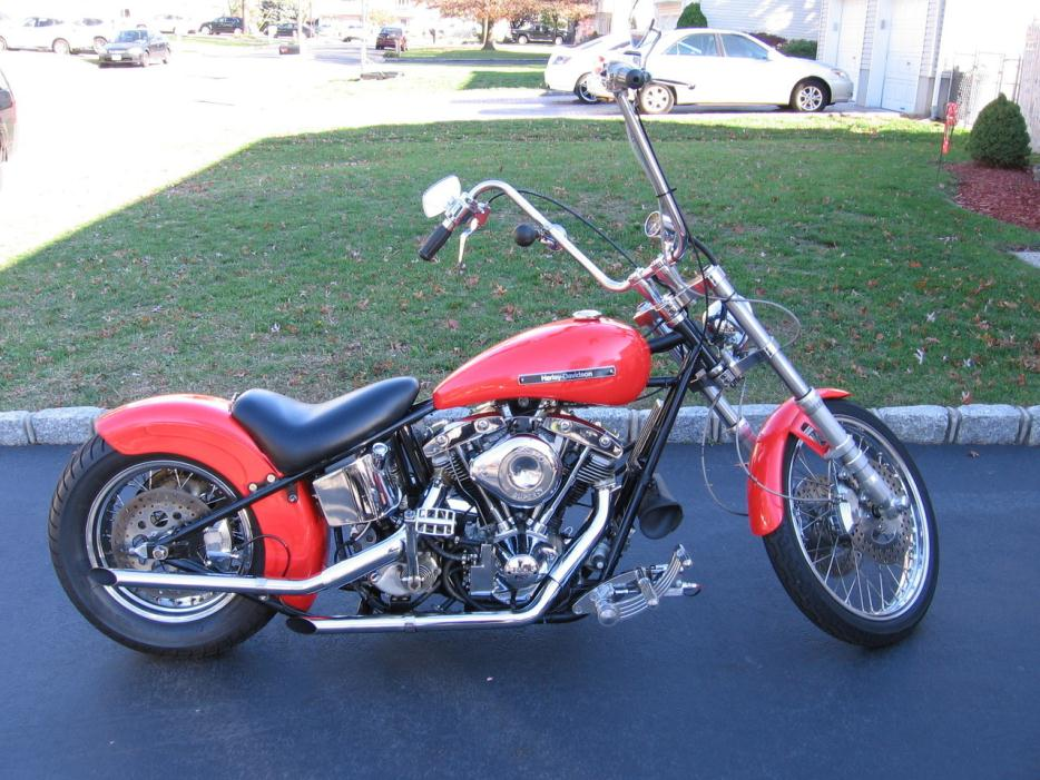 1972 Harley Hardtail Motorcycles for sale