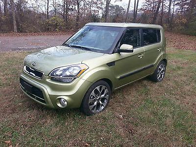 Kia : Soul Plus Hatchback 4-Door 2013 kia soul plus hatchback 4 door 2.0 l