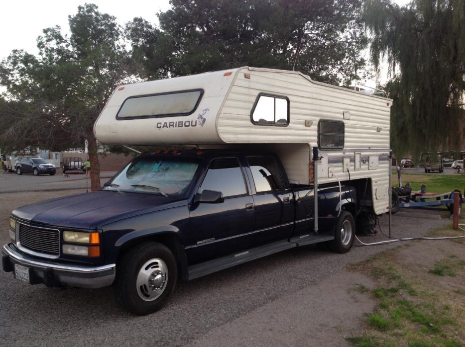 Fleetwood Caribou RVs for sale