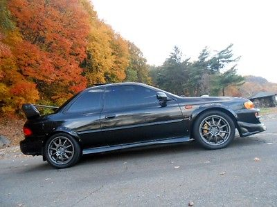 Subaru : Impreza  rs sti rsti gc8  2001 subaru impreza rs sti rsti gc 8 swap drivetrain interior paint