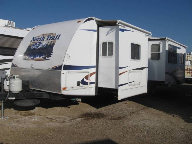 2011 Heartland North Trail 31RESS Travel Trailer