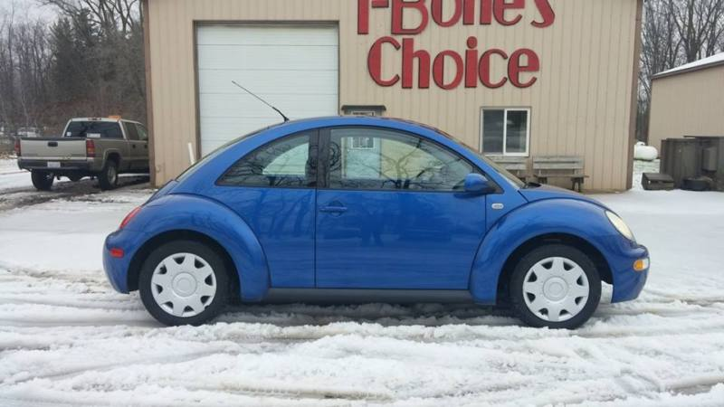 2002 Volkswagen Beetle 2.0l Manual. Great Car! Needs Nothing