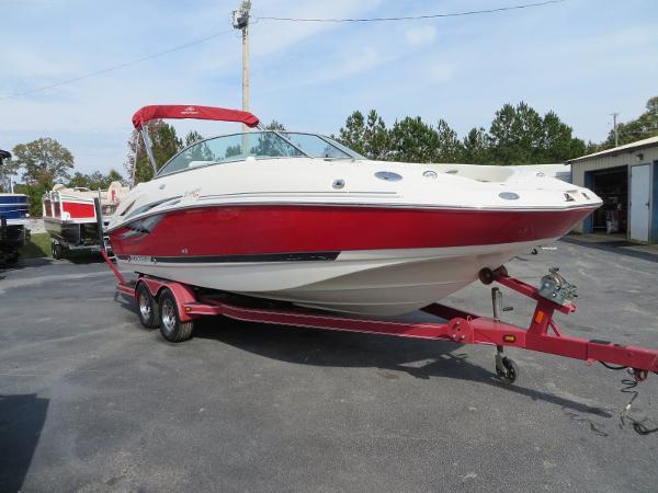 2005 Monterey 233 Explorer Sport
