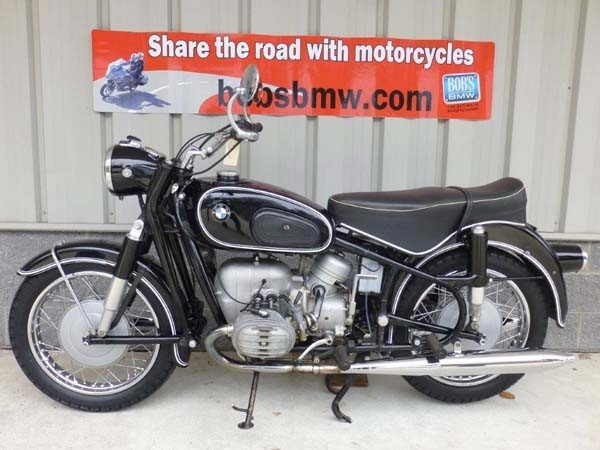 Bmw R50 2 Motorcycles For Sale