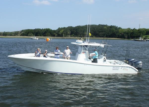 2009 Yellowfin 36