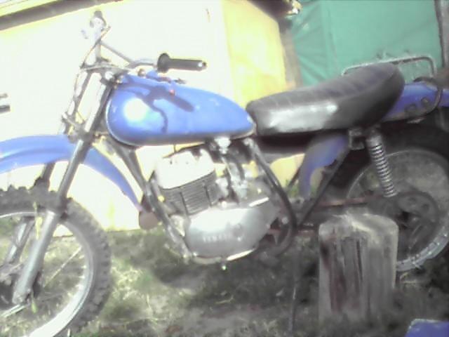 2015 Yamaha Yr3