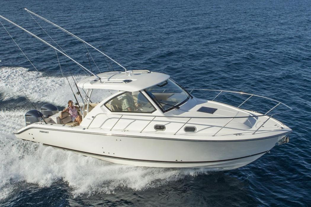 2015 Pursuit OS 325 Offshore