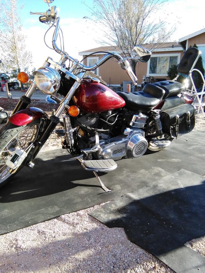 1980 Harley-Davidson Dyna Wide Glide