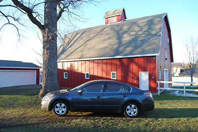 Nissan : Altima 4dr Sedan I4 CVT 2.5 S 2008 nissan altima 2.5 s nice low miles well maintained wow warranty look