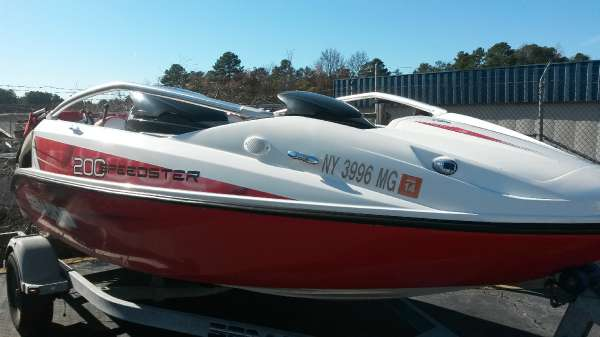 2008 Sea-Doo 200 Speedster (430 hp)