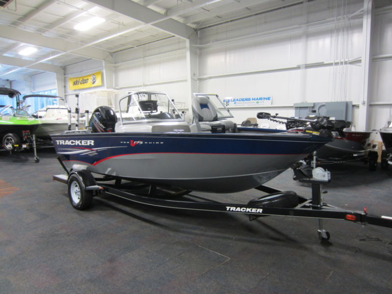 2014 Tracker Pro Guide V175 WT With Only 35 Engine Hours!