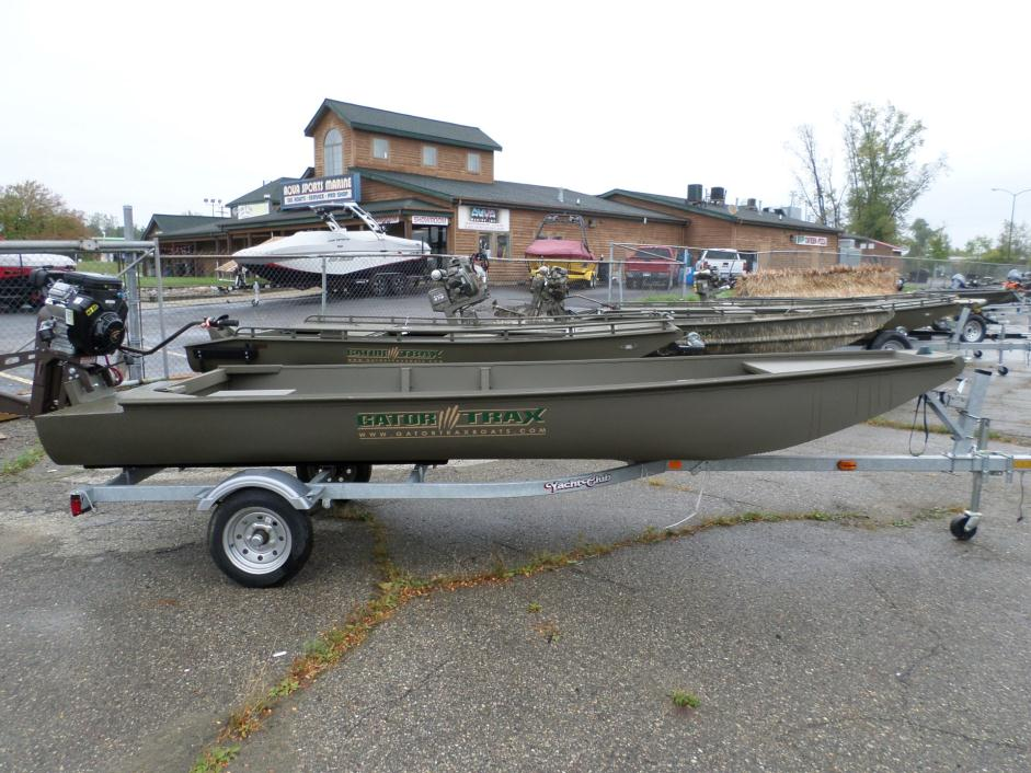 Gator trax boats for sale in michigan for Outboard motors for sale in michigan
