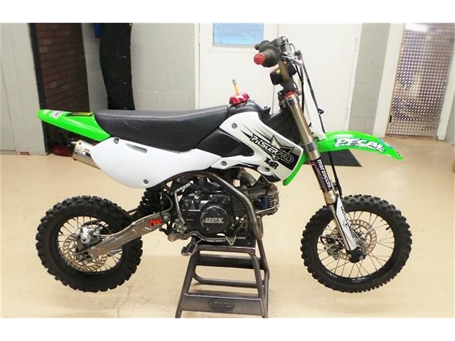 2007 Kawasaki KLX 110