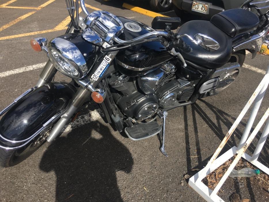 2008 Yamaha V Star 1300 CLASSIC