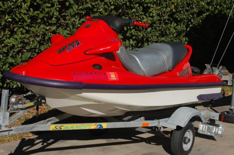 Kawasaki Stx 1100 Boats For Sale