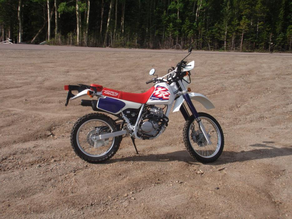 1986 Honda Gold Wing 1200