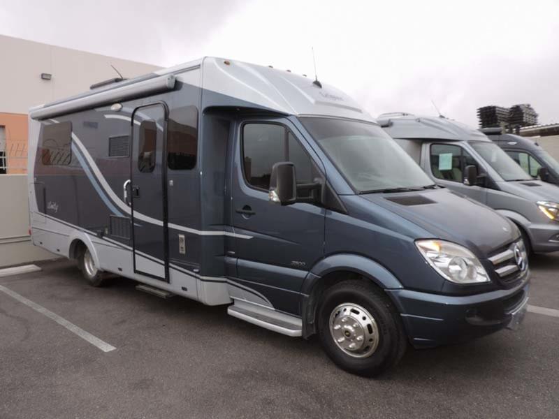 Leisure Travel Vans Unity Ib Rvs For Sale