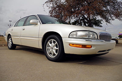 Buick : Park Avenue Base Sedan 4-Door 2002 buick park avenue 1 owner only 56 934 miles leather cd player more