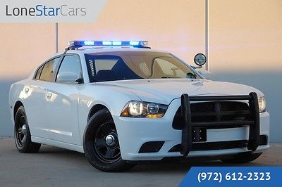 Dodge Charger Police Cars For Sale