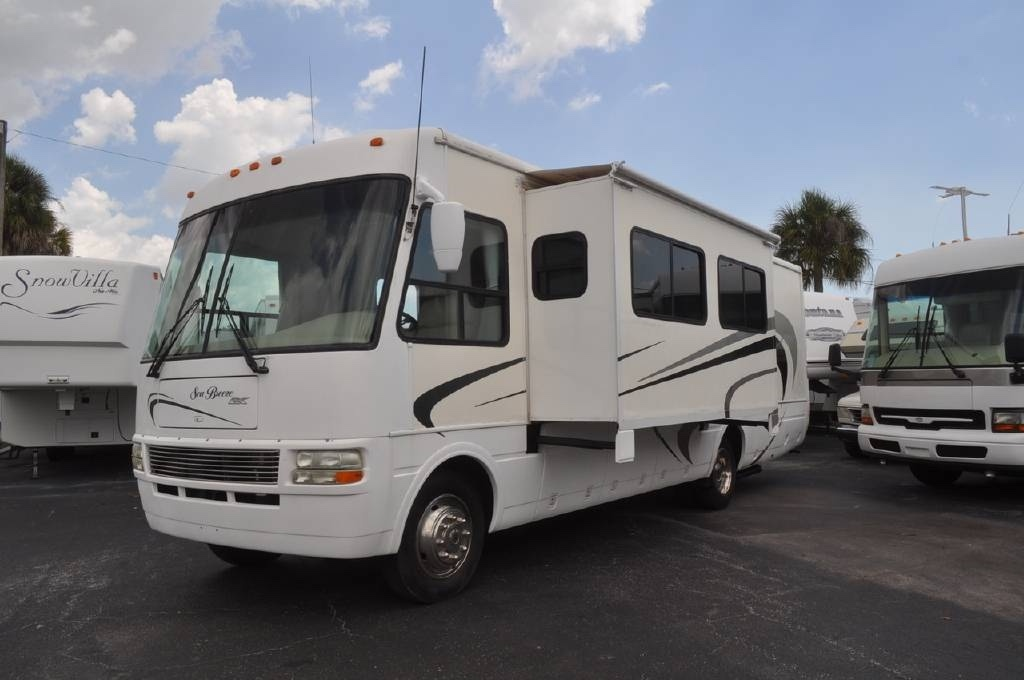 National Sea Breeze Lx 8321 Rvs For Sale