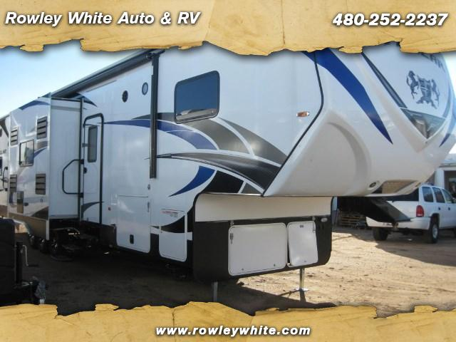 2016 Eclipse Rv Milan 22CK