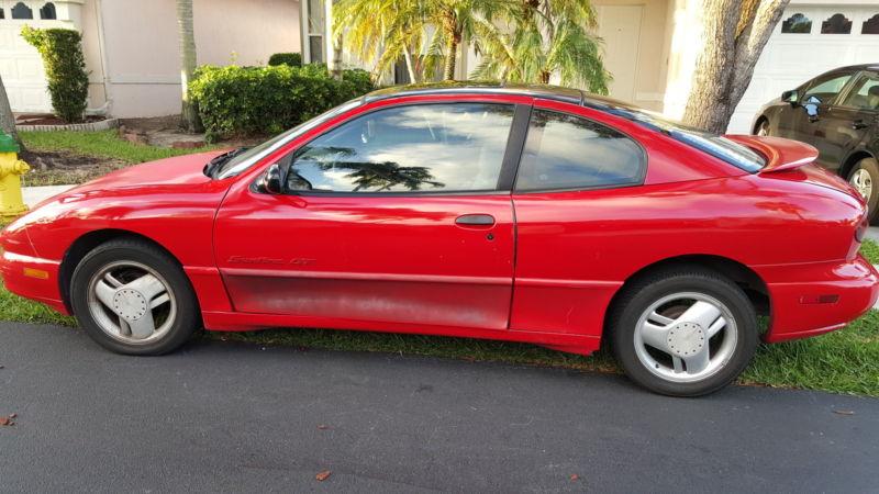 1995 Pontiac Sunfire with New Engine