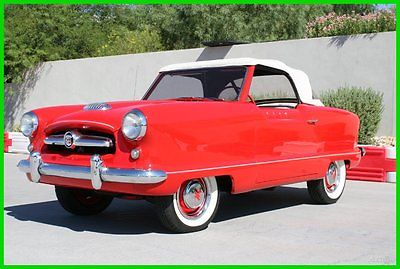 Other Makes : Metro 1955 used rwd convertible