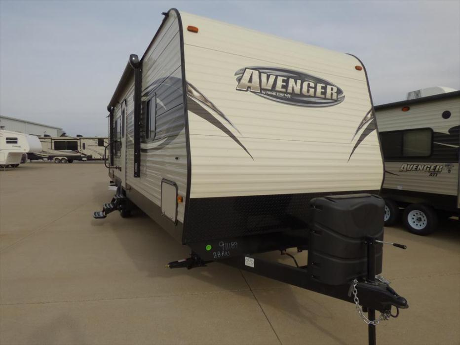 2016 Prime Time Spartan RVs 1245