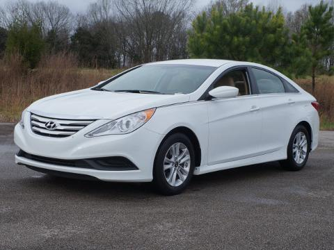 2014 HYUNDAI SONATA 4 DOOR SEDAN
