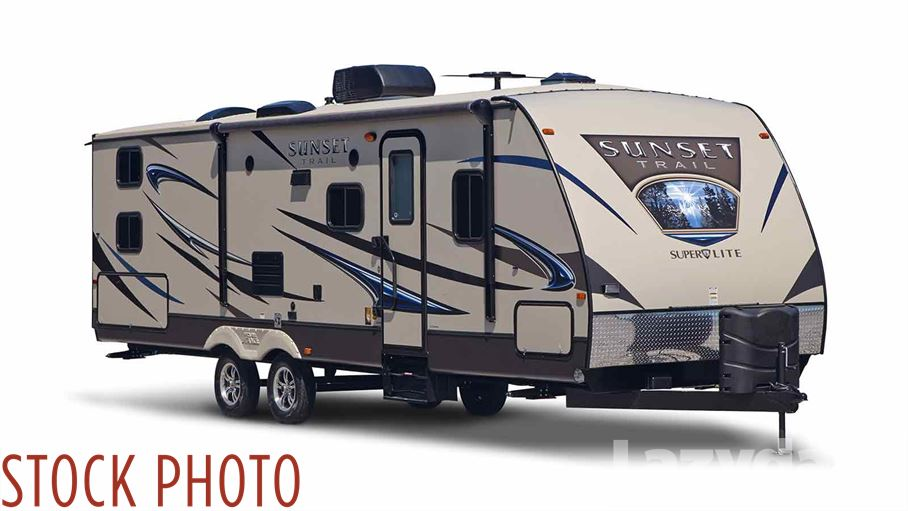 2014 Crossroads Sunset Trail 270bh RVs for sale