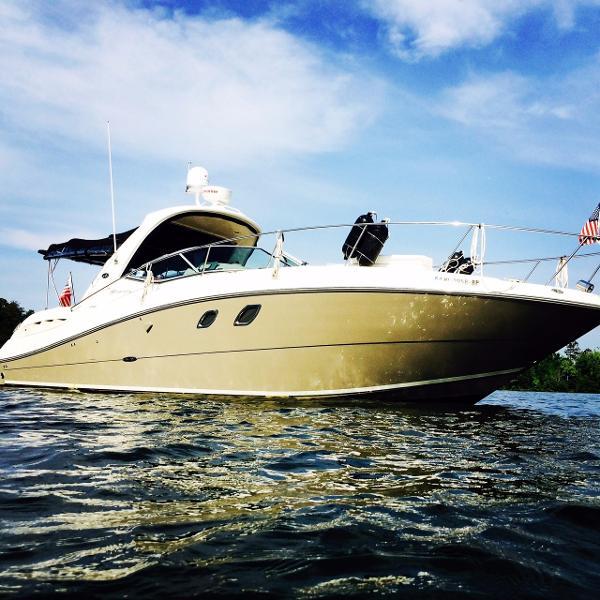 2008 Sea Ray 330 Sundancer 350 Sundancer