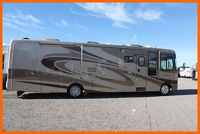 2005 Monaco Lapalma 36DBD 36' Class A Workhorse Gas 2 Slides Generator ARIZONA
