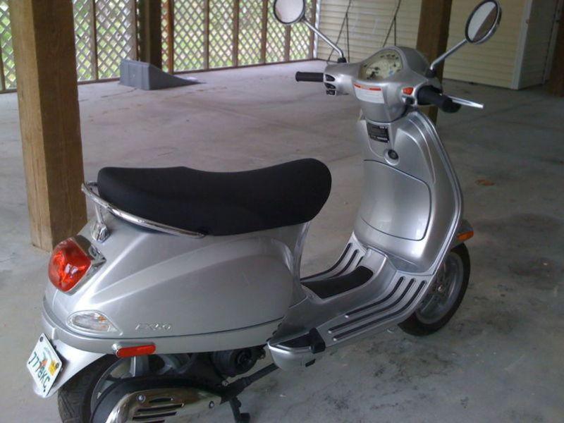 2008 Vespa/Piaggio LX50