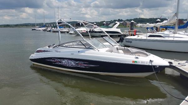 2008 yamaha ar230 boats for sale for Yamaha ar230 boat cover