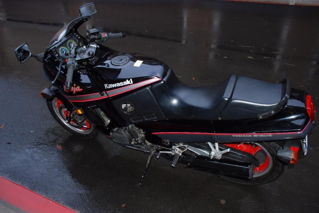 1991 Kawasaki Ninja 600R
