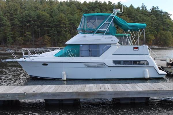 Carver 326 Aft Cabin Motor Yacht Boats For Sale