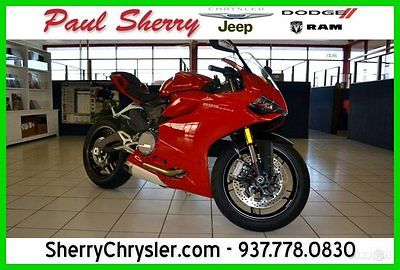 Ducati : Other ONLY 485 MILES! 2014 Ducati 899 Panigale